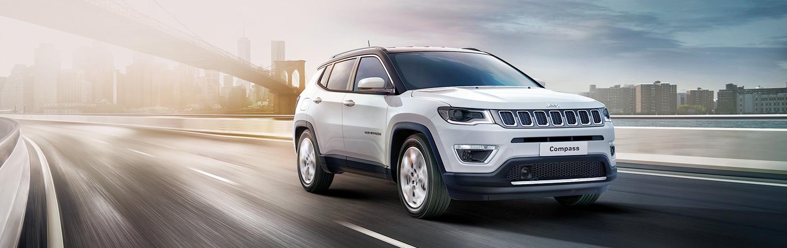 Jeep SUV & 4x4 Models | Car Offers | Jeep® Qatar United Cars Almana